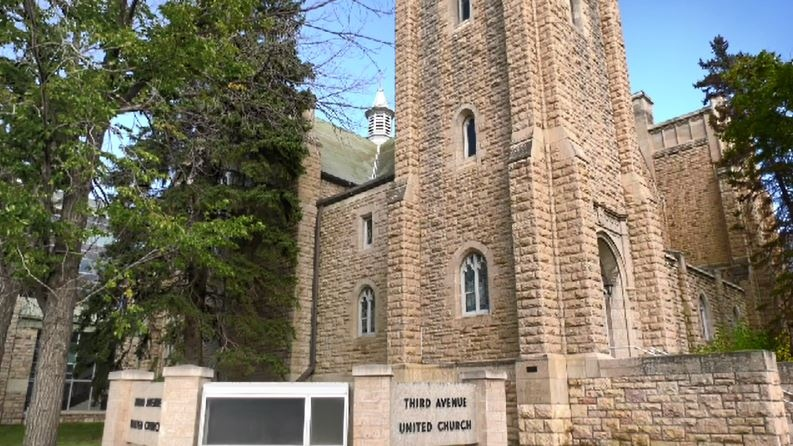 3rd Avenue United Church Saskatoon