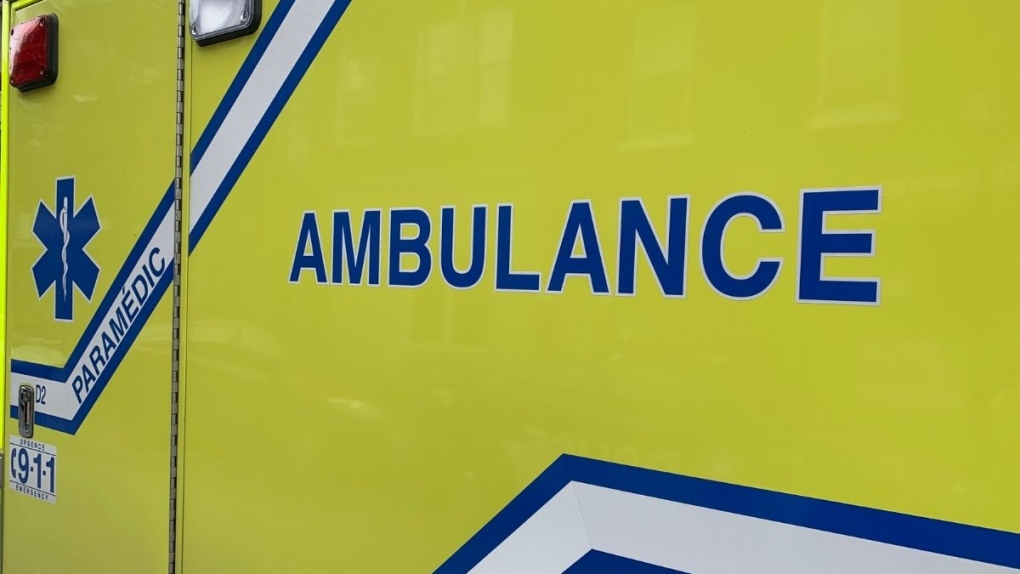 Teenager rushed to hospital after being struck by car