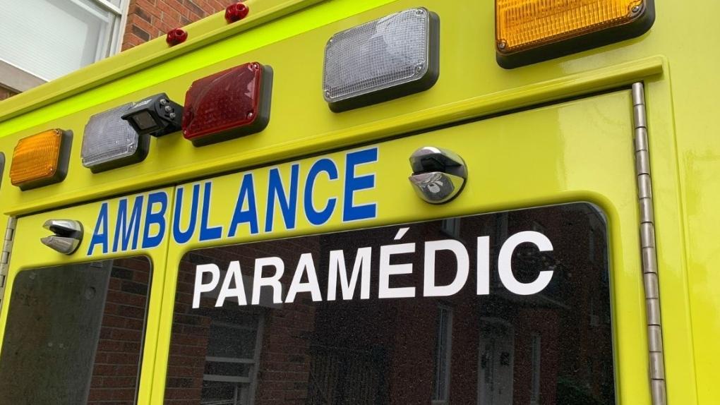 ambulance montreal generic image