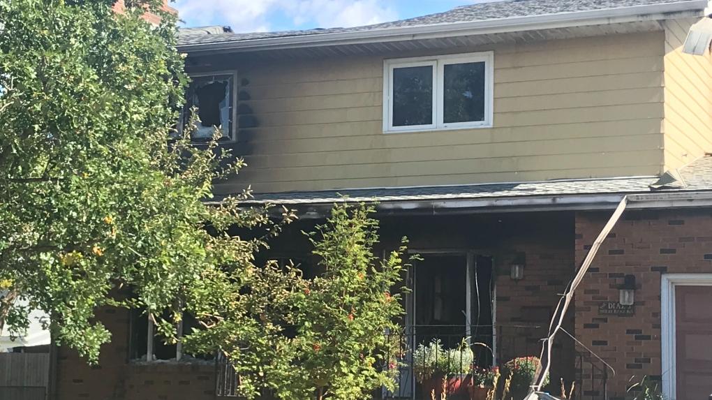 Lee Ridge fire, Sept 10 2020