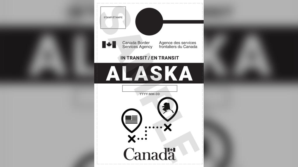 Alaska tag
