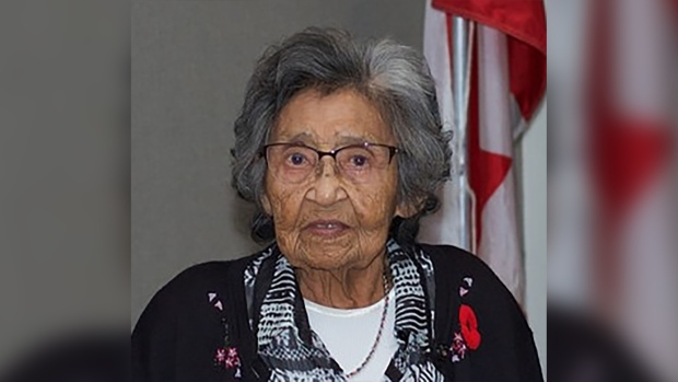 Indigenous advocate Nellie Carlson dead at 93