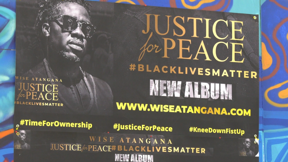 Wise Atangana Justice for Peace