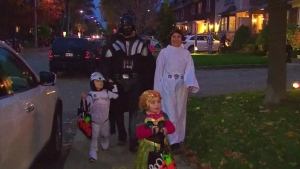 Fedeli is backing Premier Doug Ford's stance on trick-or-treaters discouraging families from going door-to-door. Ford said it made him nervous that children would go out in the middle of the pandemic and that he plans to look into it as we move closer to Halloween. (File photo)
