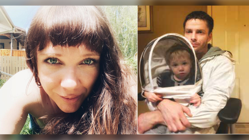 Police on Vancouver Island are asking the public to be on the lookout for a family that has been missing from the island since Sept. 4. (Saanich Police)
