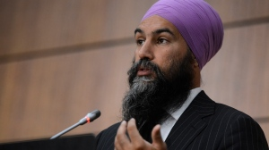 CTV QP: Jagmeet Singh on fallout from WE scandal