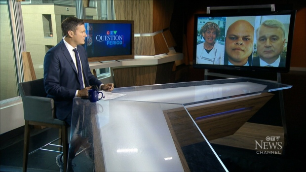 CTV QP: Government prepares road for recovery