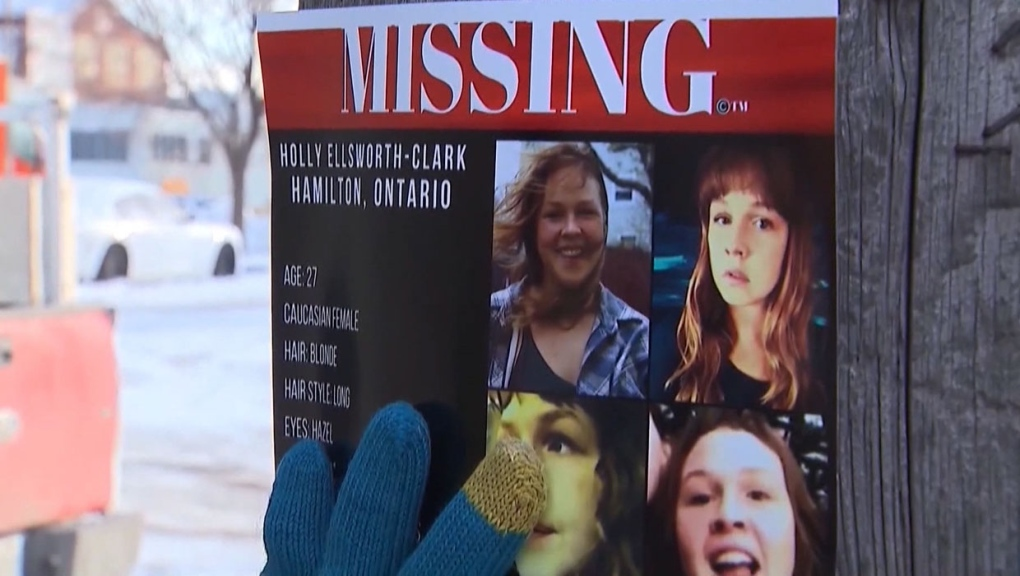 calgary, holly ellsworth-clark, hamilton, missing