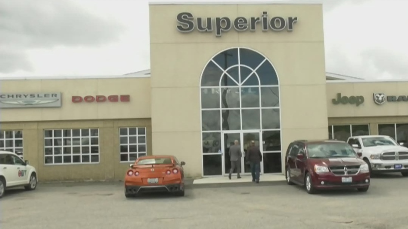 Car sales surge in Sault Ste. Marie