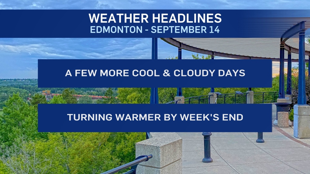 Sept. 14 weather headlines