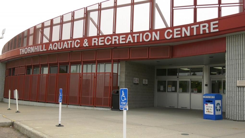 Thornhill, Aquatic, Recreation, pool, Calgary