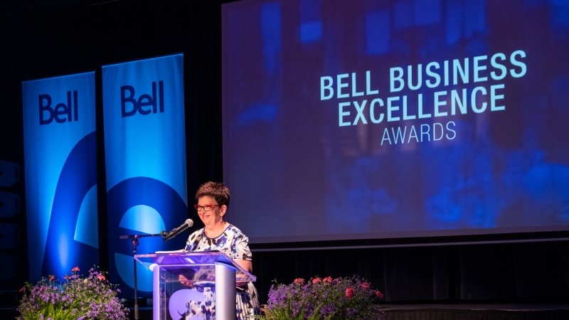 Bell Business Excellence Awards 2019. (CTV Northern Ontario)