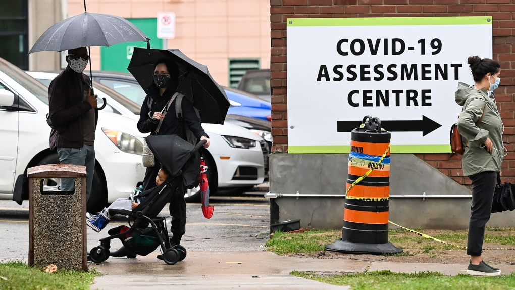 Workplace Covid 19 Outbreaks Are Not Listed In Toronto Why That Could Soon Change Ctv News