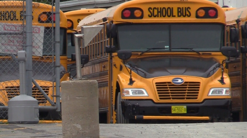 More school bus cancellations