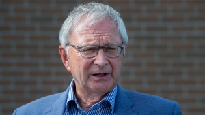 Premier Blaine Higgs said Thursday only residents of the Listuguj First Nation and Pointe-a-la-Croix, near Campbellton, N.B., will be allowed to make day trips into New Brunswick. The new rule enters into effect Friday. (THE CANADIAN PRESS)