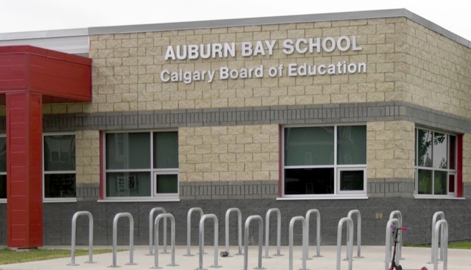 Aurburn Bay School