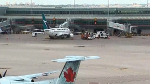 Sask. excluded from Air Canada, WestJet insurance