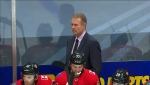 Geoff Ward was named the permanent head coach of the Flames Monday