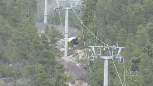 Gondola cables cut for second time
