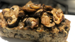 Asian Mushroom Turkey Loaf