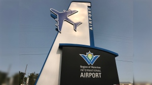 Region of Waterloo International Airport seen on Sept. 15, 2020. (Source: Dan Lauckner / CTV Kitchener)