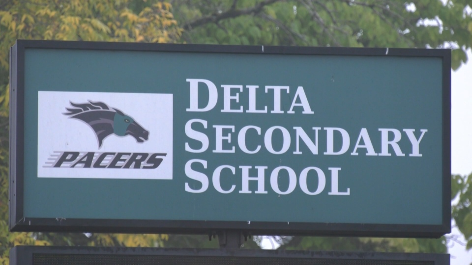 A school in Delta is warning parents and students of a possible COVID-19 exposure.