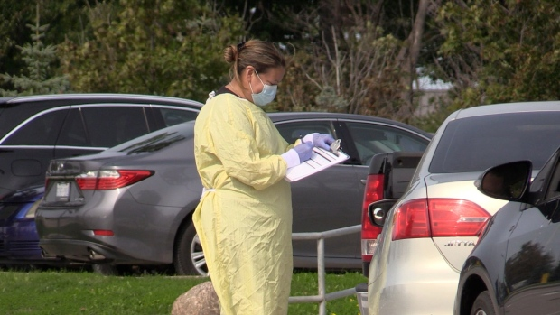 Ontario officials report 335 new COVID-19 cases, three additional deaths