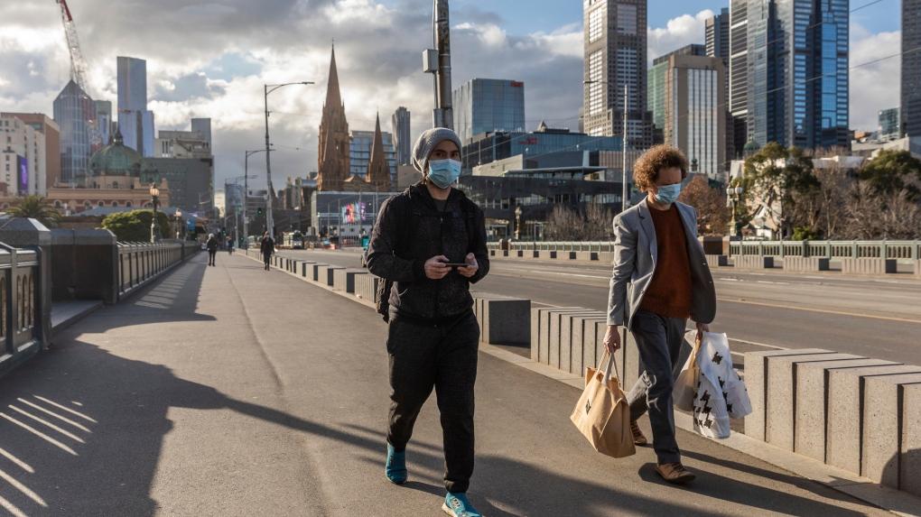 How Draconian Are Melbourne S Coronavirus Lockdown Measures Ctv News