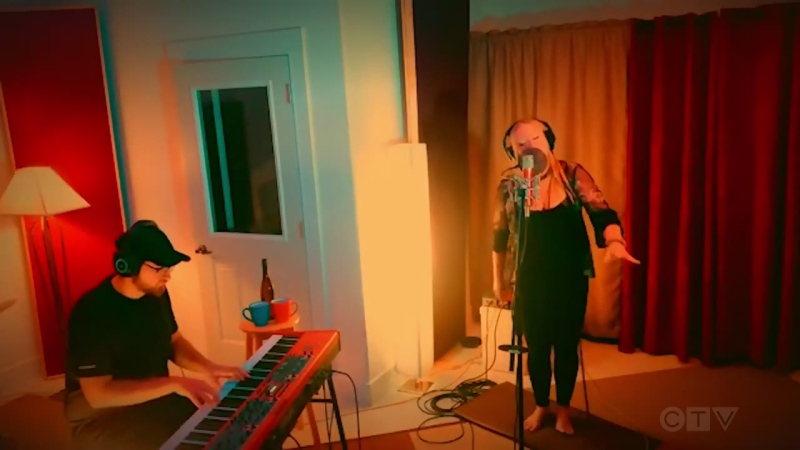 Sudbury's JoPo delivers a stunning cover of Patsy Cline's 'Crazy.'