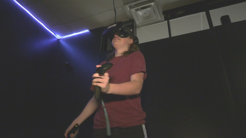 A Victoria teen shares the story of how he came to own a virtual reality arcade, and how he balances owning the business with high school.