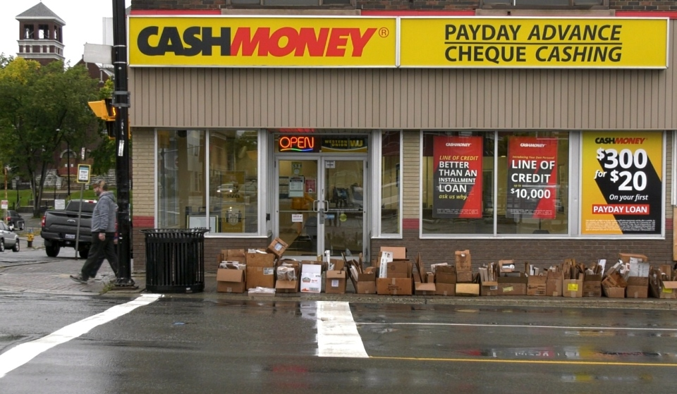 Ward 4 Coun. Geoff McCausland is hoping Greater Sudbury can bring in new restrictions on how payday lenders operate in the city. (Ian Campbell/CTV News)