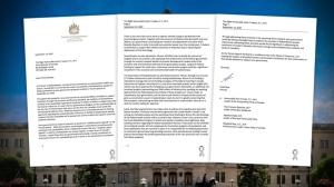 Moe pens letter to Trudeau