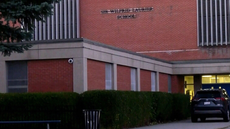 Elementary school on COVID-19 watch list