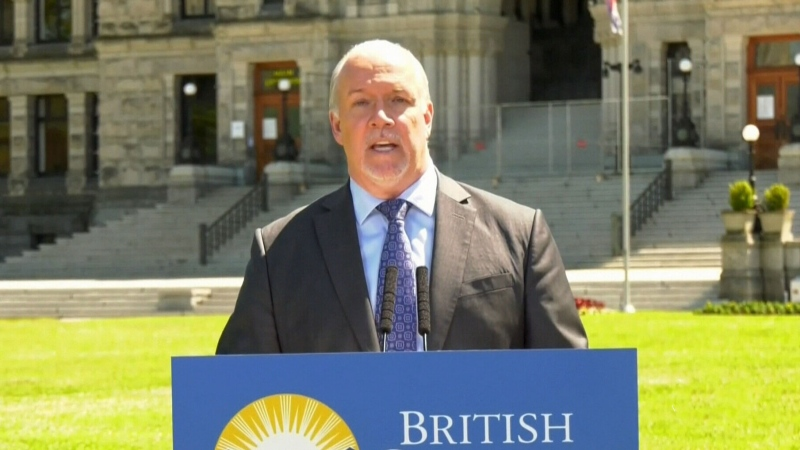 Rumours of B.C. fall election continue to swirl