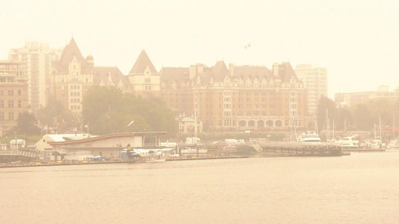Rain brings temporary smoke relief to B.C.