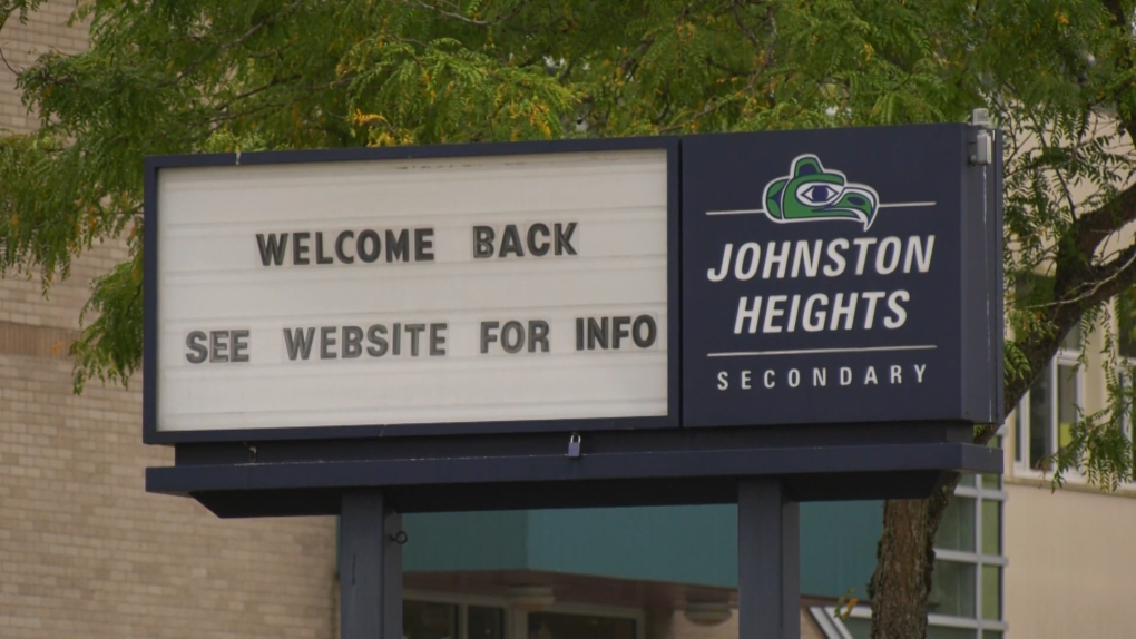 Johnston Heights Secondary School