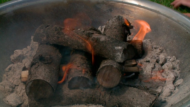Backyard fire pits continue to be a topic of conversation in London.