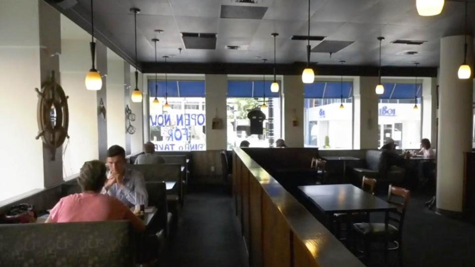 Bluenose restaurant