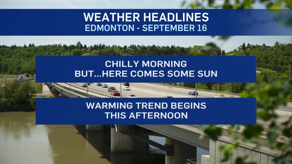 Sept. 16 weather headlines