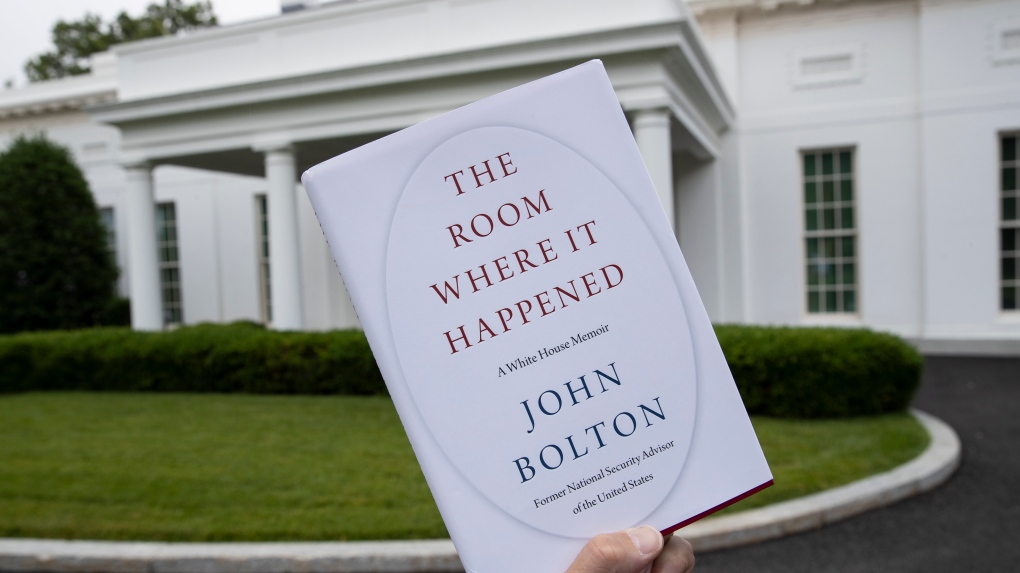 Grand Jury Issued Criminal Subpoenas In Connection With John Bolton Book