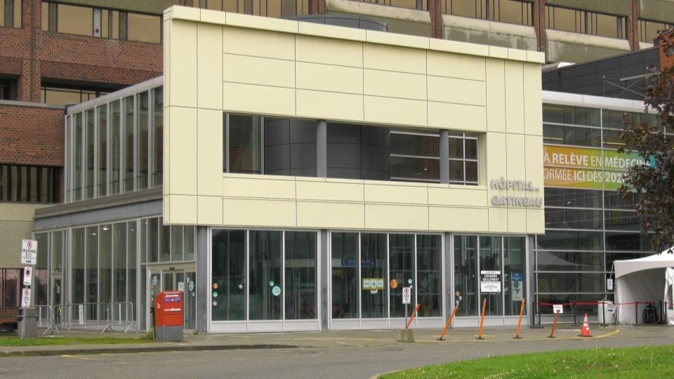 Gatineau Hospital
