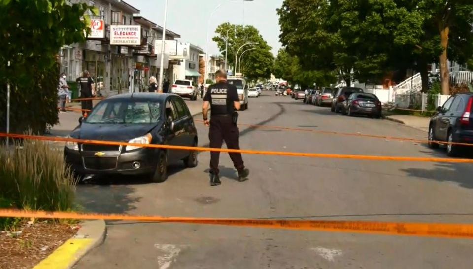 Montreal North collision