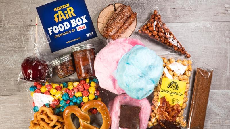 Western Fair Food Box