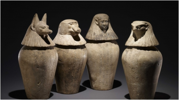 New exhibit at the Royal Ontario Museum explores ancient Egypt with modern technology