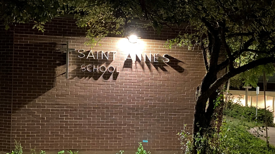 St. Anne School