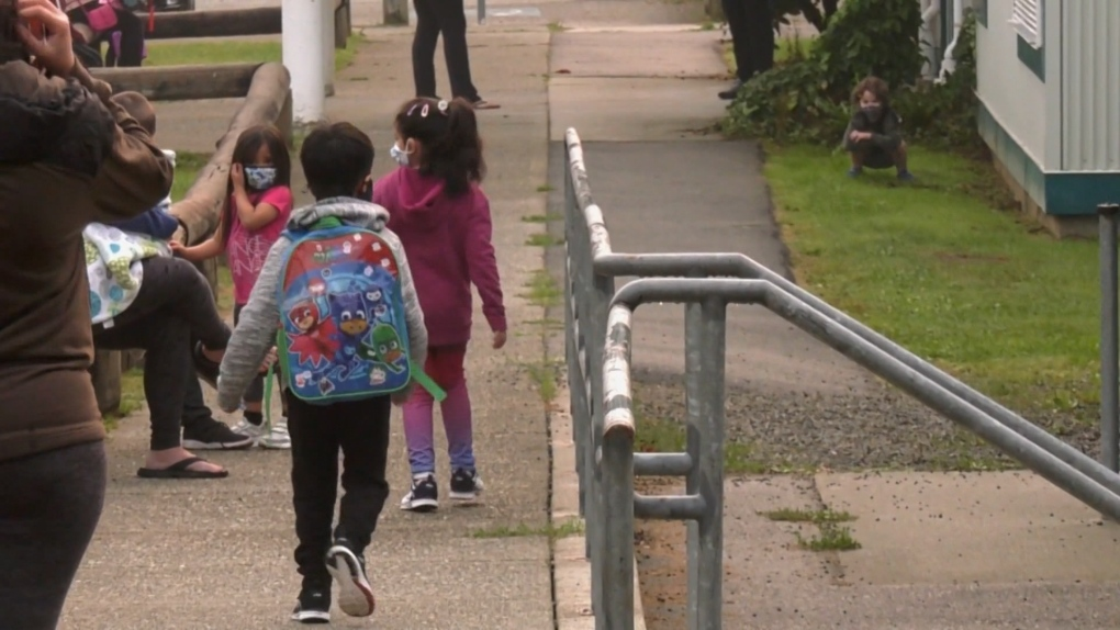 New cases confirmed at B.C. schools