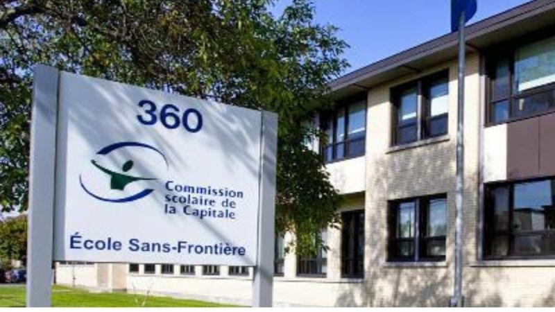 File photo - SOURCE Commission scolaire de la Capitale