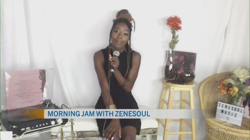 CTV Morning Live Zenesoul Sep 17