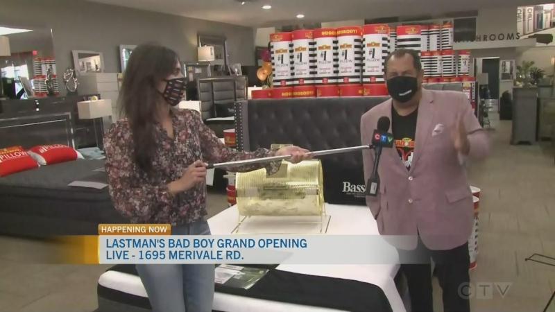 CTV Morning Live Lastman's3 Sep 17