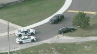 Suspects arrested after bank robbery in Cambridge